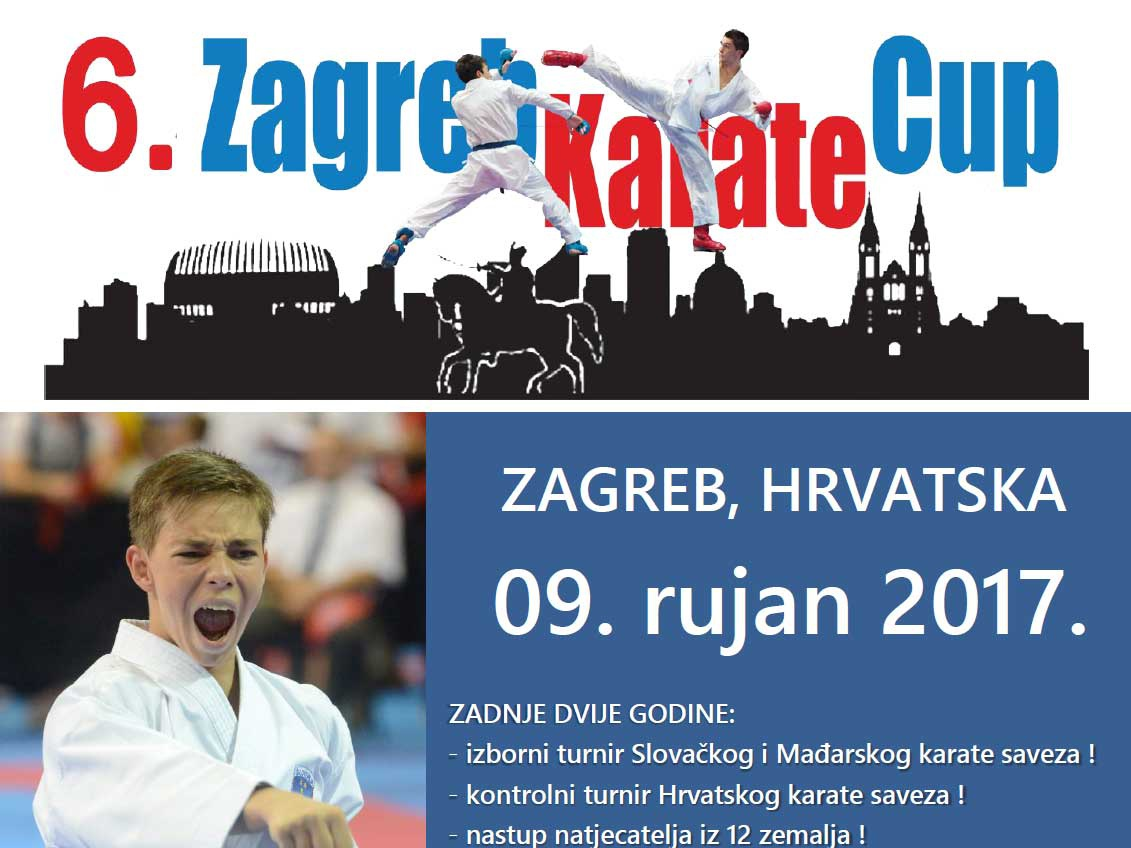 6. Zagreb Karate Cup
