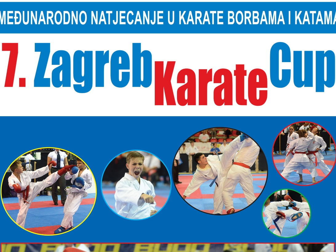 7. ZAGREB KARATE CUP 2018