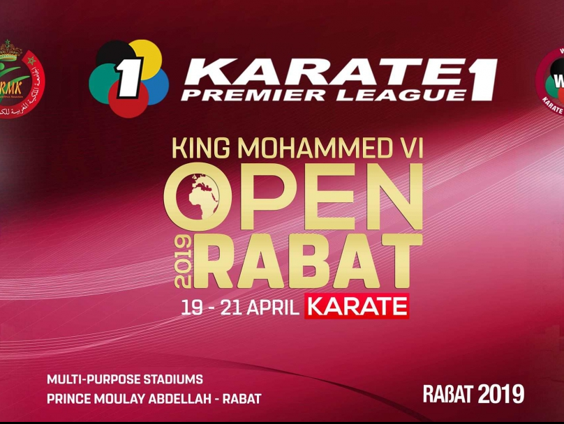 Karate 1 Premier League - Rabat 2019