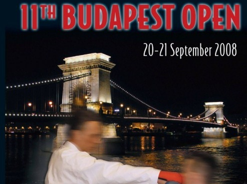 11th BUDAPEST OPEN 2008