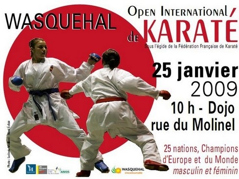 International Open of Wasquehal 2009