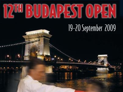 12th Budapest Open 2009
