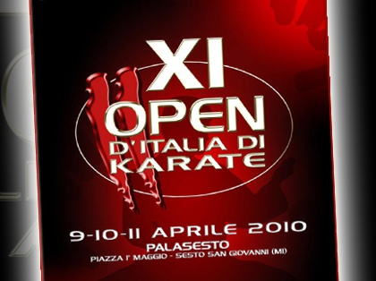 11th OPEN D´ITALIA - GOLDEN LEAGUE
