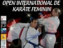 Open International de Karate Feminin