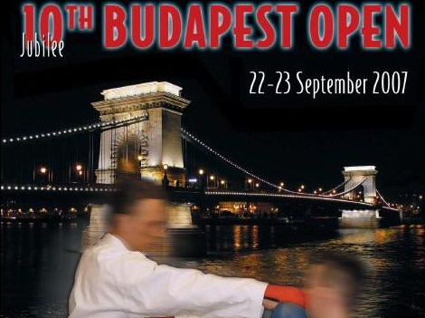 14th Budapest Open