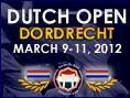 DUTCH OPEN - Premier League 2012