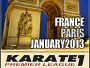 Karate 1 Premier League - Paris open 2013