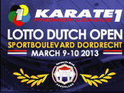 Karate 1 Premier League - Dutch open 2013