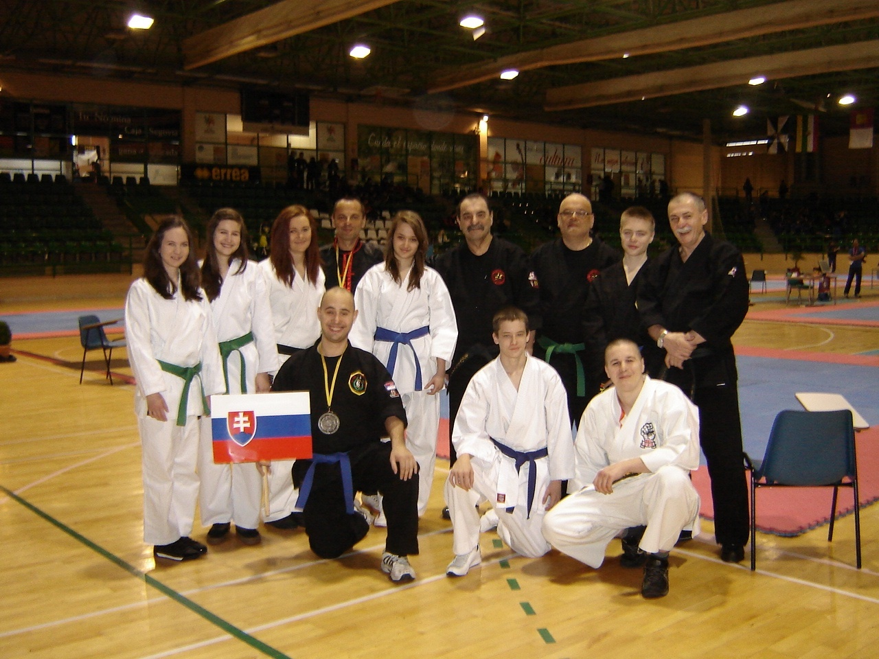 World All Styles Championships, Open Kempo World Cup 2013