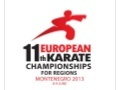 11th European karate Regions Championships, Herceg Novi, Montenegro