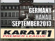 Karate1 Premier League, German Open 2013