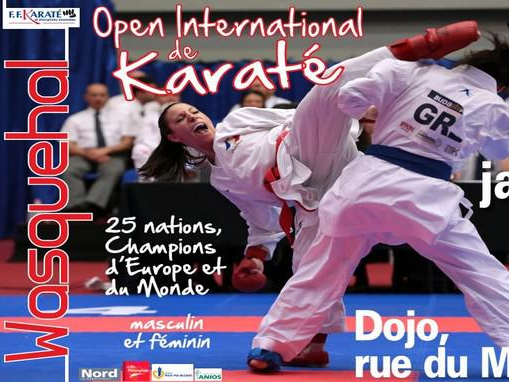 Wasquehall Karate Open 2014
