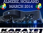 Karate 1 Premier League - Dutch Open 2014