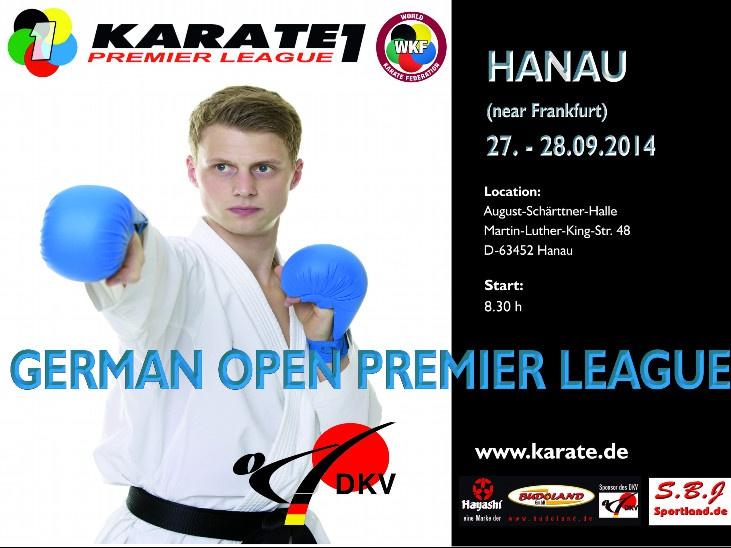 Karate1 Premier League / Hanau 2014