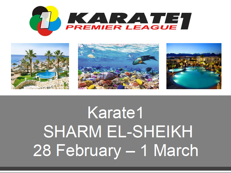 Karate1 Premier League/Sharm El Sheikh, Egypt