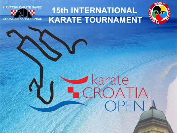 Croatia Open Karate 2015